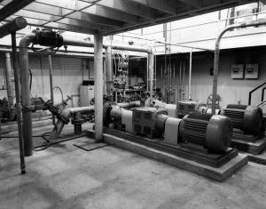 Pompes et moteurs pour le clarificateur