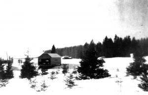 Moulin appartenant à M. Donat Lavoie en 1978
