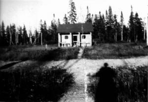 Camp du Wild Goose Lake en 1949