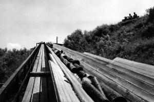 Monte-billes du moulin Davis