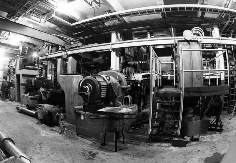 machine rebuild