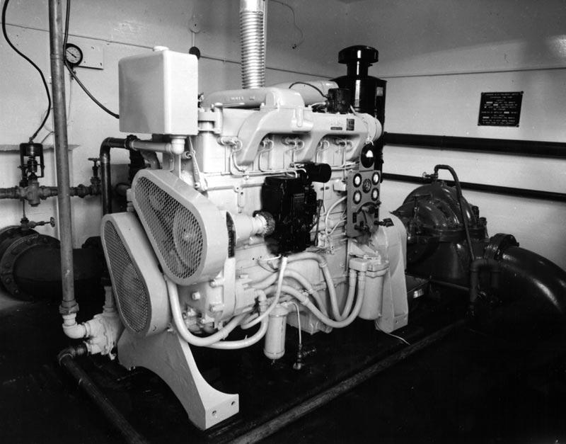nouvelle pompe diesel de 185 cv