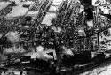 Vue aérienne de l'usine Fraser