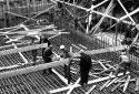 Fondation de l'agrandissement de la salle de blanchiment de l'usine Fraser d'Edmundston