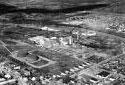 Vue aérienne de l'usine Fraser d'Edmundston