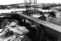 Construction du pipeline entre Edmundston et Madawaska