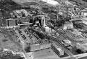 L'usine de pâte à papier Fraser d'Edmundston