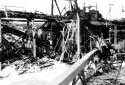 Le feu au convoyeur d'Edmundston en 1946