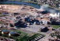 Usine Fraser d'Edmundston en 1994